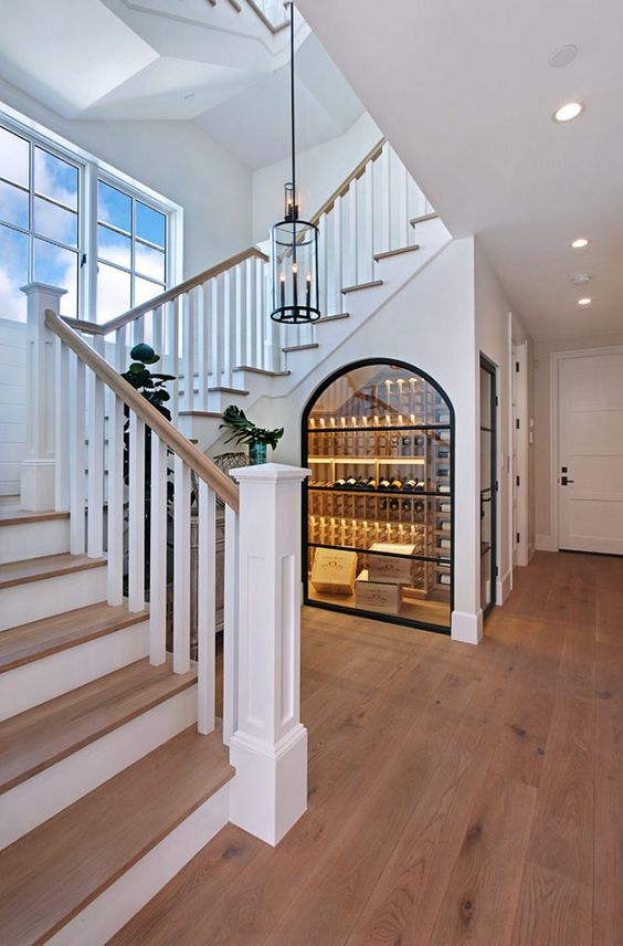 16-wine-storage-under-the-stairs