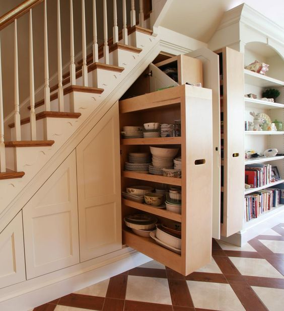 29-dishes-and-tableware-storage-under-the-stairs