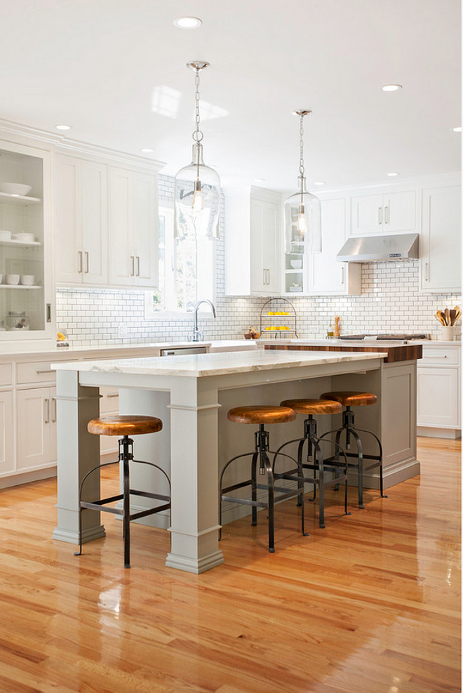 Polished-kitchen-style