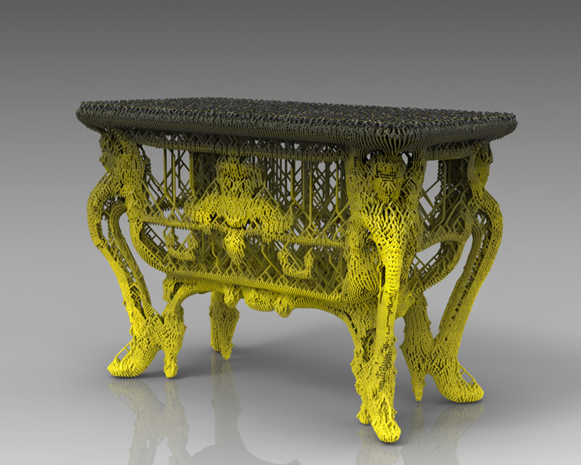 Vincent-Coste-3d-printed-table