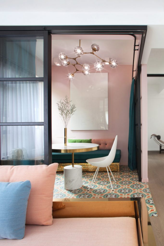 02-The-pink-room-serves-as-a-study-and-a-private-dining-room-and-can-also-be-completely-closed-off-as-a-guest-bedroom-775x1163