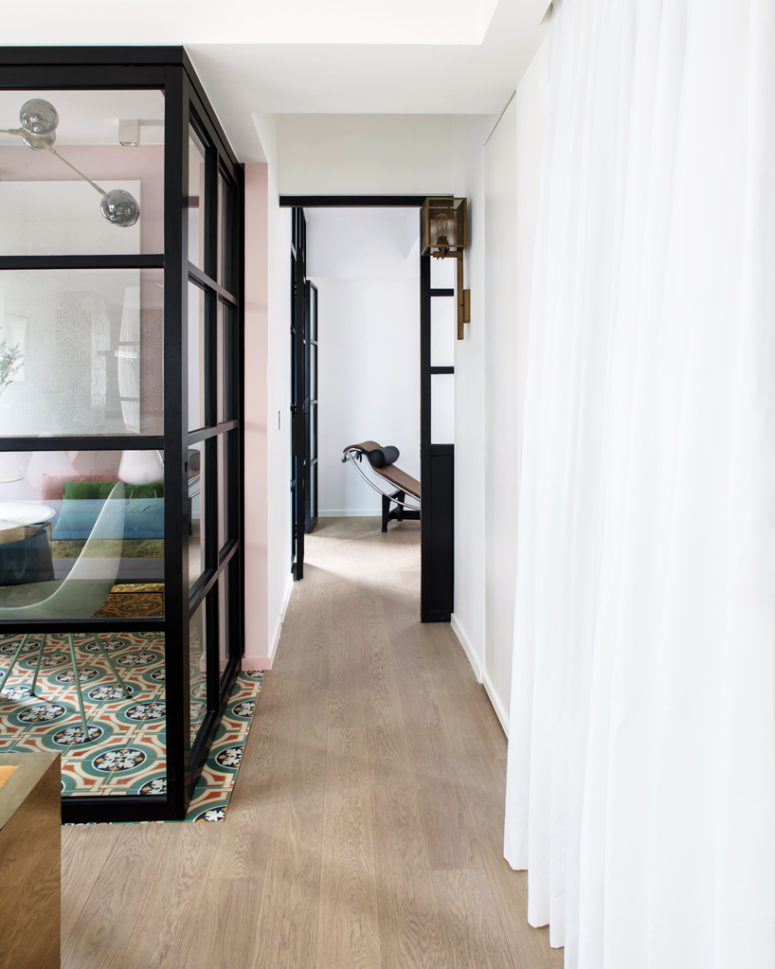 08-Originally-long-and-narrow-the-remodeled-corridor-that-leads-to-the-bedroom-is-now-flooded-with-natural-light-775x969