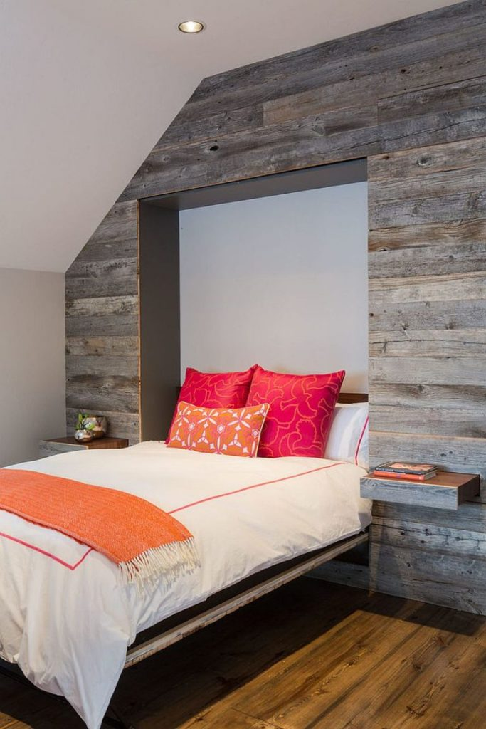 Murphy-bed-and-pull-out-nightstands-disappear-into-the-reclaimed-wood-wall-when-not-needed-768x1152