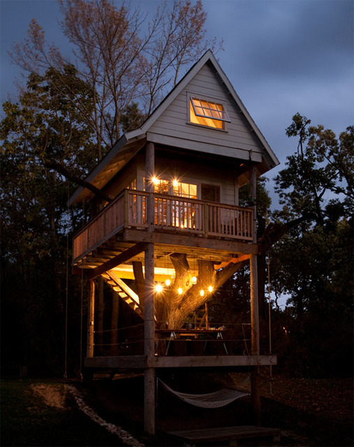 tree-house-building
